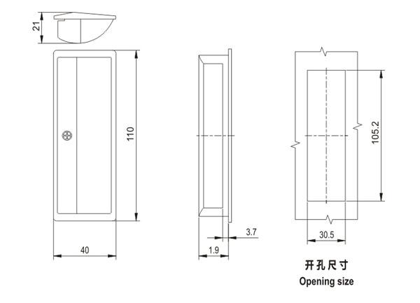 【开关柜门锁ls003开关柜门锁】价格